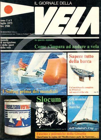 Anno 1, numero 1 Luglio 1975 TI PIACE QUESTA COPERTINA? CLICCA PER RICHIEDERE SUBITO T-SHIRT, POSTER, ARTICOLI, ABBONAMENTO