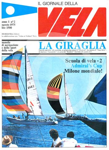 Anno 1, numero 2- Agosto 1975 TI PIACE QUESTA COPERTINA? CLICCA PER RICHIEDERE SUBITO T-SHIRT, POSTER, ARTICOLI, ABBONAMENTO