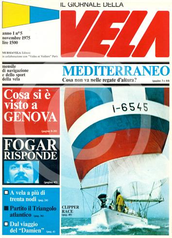 Anno 1, numero 5 Novembre 1975 TI PIACE QUESTA COPERTINA? CLICCA PER RICHIEDERE SUBITO T-SHIRT, POSTER, ARTICOLI, ABBONAMENTO