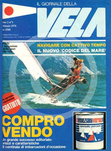 Anno II, Numero 1 Febbraio 1976