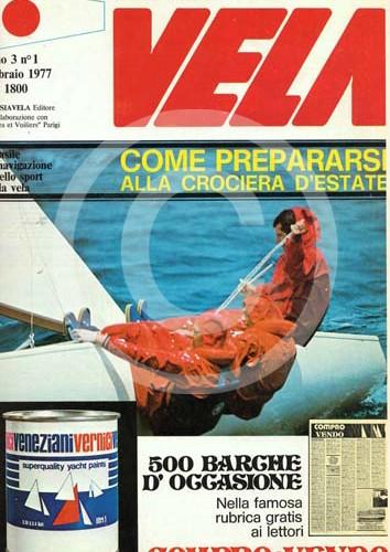 Anno III, Numero 1 – Febbraio 1977