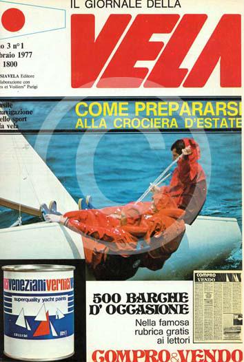 Sommario: Anno III, Numero 1 – Febbraio 1977 TI PIACE QUESTA COPERTINA? CLICCA PER RICHIEDERE SUBITO T-SHIRT, POSTER, ARTICOLI, ABBONAMENTO