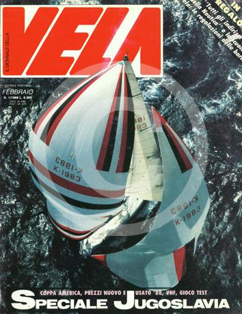 Anno 14  n. 1 1988, Febbraio. (n.141)