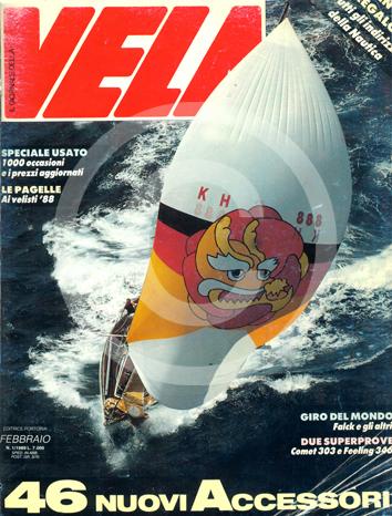 Anno 15, n.1 Febbraio 1989 (numero 152)