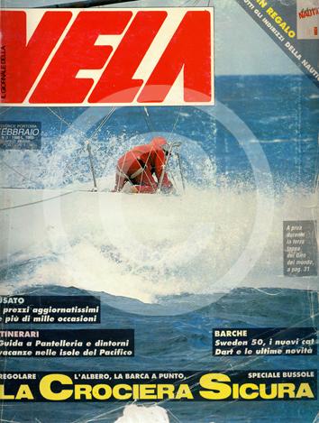 Anno 16 n.1 Febbraio 1990 (numero 163)