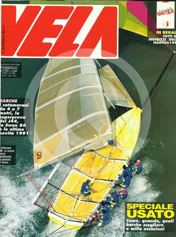 Anno 17 n.1 Febbraio 1991 (numero 174)