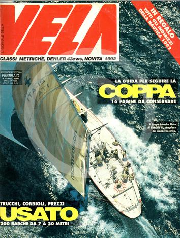 Anno 18 n.1 Febbraio 1992 (numero 185)