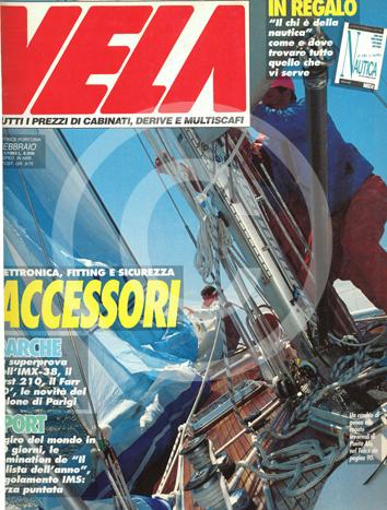 Anno 19 n.1 Febbraio 1993: (numero 196)