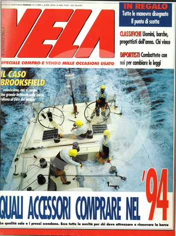 Anno 20 n. 1 Febbraio 1994 (numero 207)
