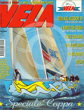 Anno 21 n.1 Febbraio 1995 (218)