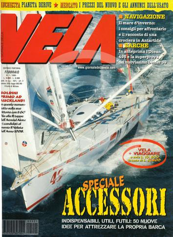 Anno 25 n.1 Febbraio 1999 (numero 262)