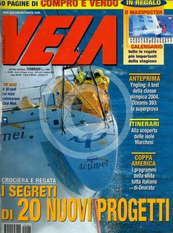 Anno 26 n.1 2001 Febbraio