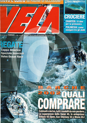 Anno 27 n.1 2002 Febbraio