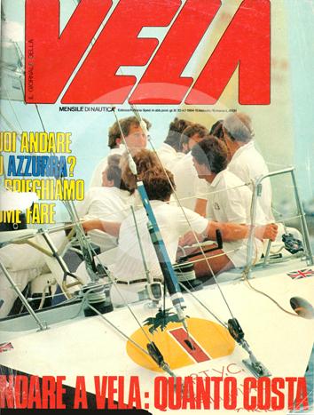 Anno 10 n.1 Febbraio/Marzo 1984