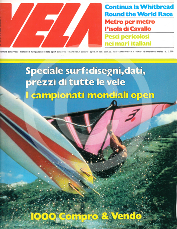 Anno 8, n.1 1982 Febbraio/Marzo