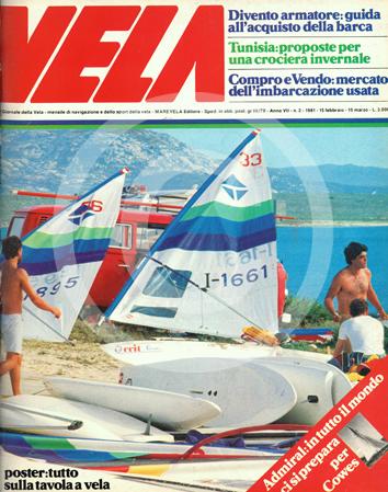 Anno 7 n.2 1981 Febbraio/Marzo