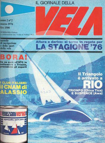 Anno II, Numero 2 – Marzo 1976