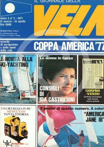 Anno III, Numero 2 – 15 Marzo/15 Aprile 1977