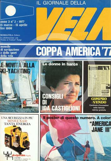 Sommario: Anno III, Numero 2 – 15 Marzo/15 Aprile 1977 TI PIACE QUESTA COPERTINA? CLICCA PER RICHIEDERE SUBITO T-SHIRT, POSTER, ARTICOLI, ABBONAMENTO