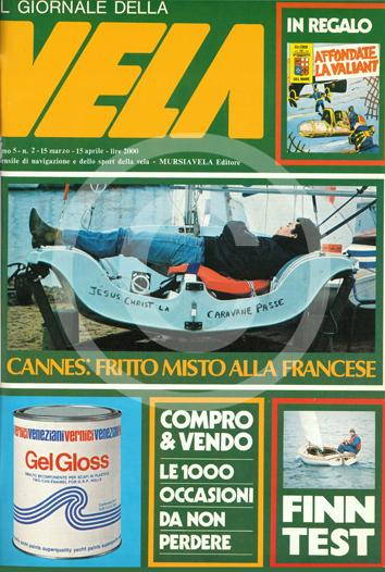 Sommario: Anno 5. n.2 1979 Marzo/Aprile