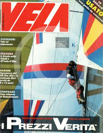 Anno 15, n.2 Marzo 1989 (numero 153)