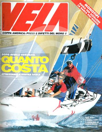 Anno 18 n.2 Marzo 1992 (numero 186)