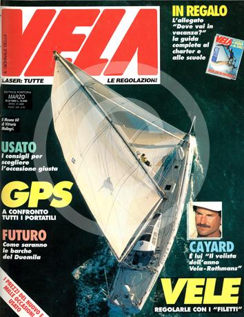 Anno 19 n.2 Marzo 1993 (numero 197)