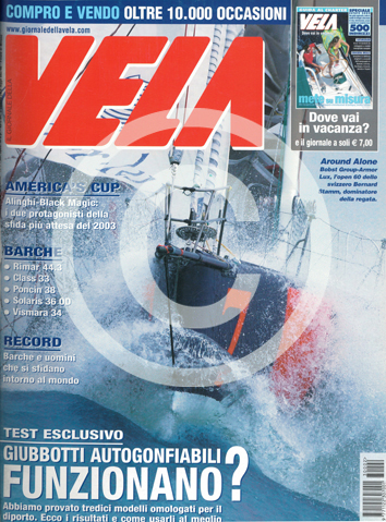 Anno 28 n.2  2003 Marzo