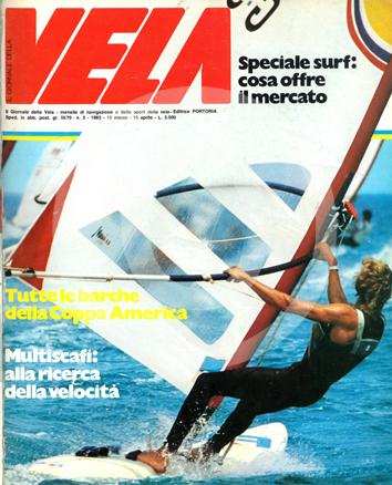 Anno 9 n.2 Marzo/Aprile 1983