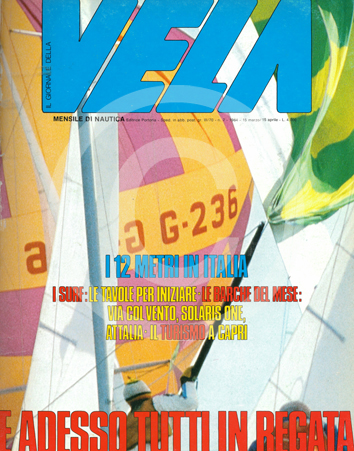 Anno 10 n.2 Marzo/Aprile 1984