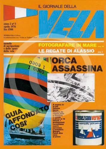 Anno II, numero 3 – Aprile 1976