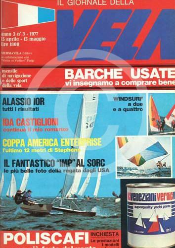 Anno III, numero 3 – 15 Aprile / 15 Maggio 1977