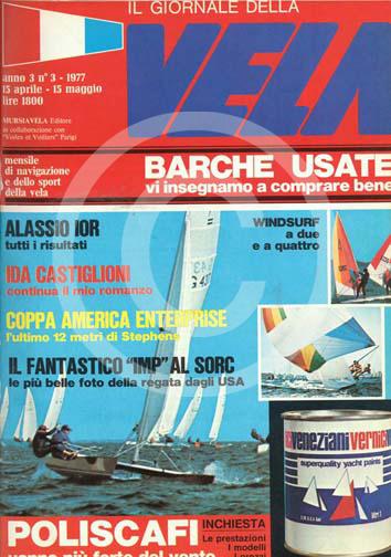 Sommario: Anno III, numero 3 – 15 Aprile / 15 Maggio 1977 TI PIACE QUESTA COPERTINA? CLICCA PER RICHIEDERE SUBITO T-SHIRT, POSTER, ARTICOLI, ABBONAMENTO