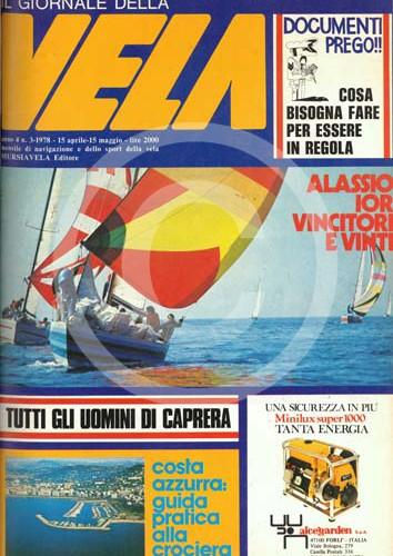 Anno 4 n.3  1978 – Aprile/Maggio