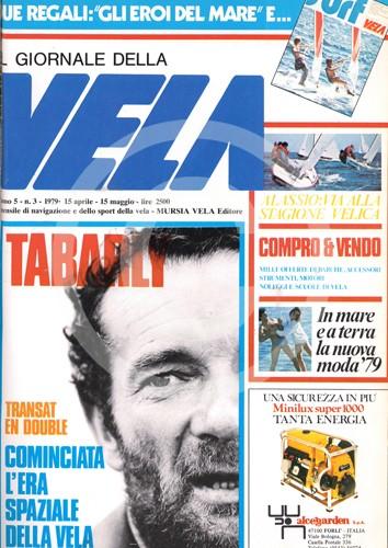 Anno 5 n.3 1979 Aprile/Maggio