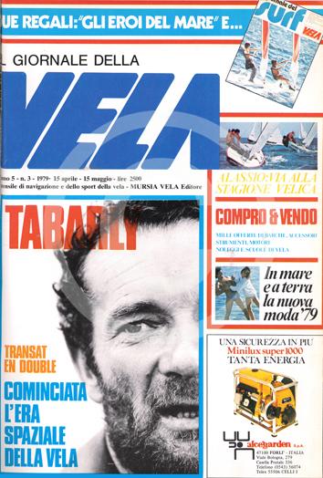Sommario: Anno 5 n.3 1979 Aprile/Maggio