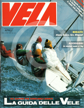 Anno 13 n.3 Aprile 1987
