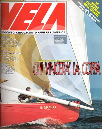 Anno 18 n.3 Aprile 1992 (numero 187)