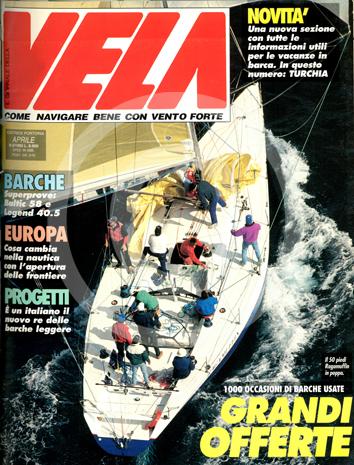 Anno 19 n.3 Aprile 1993 (numero 198)