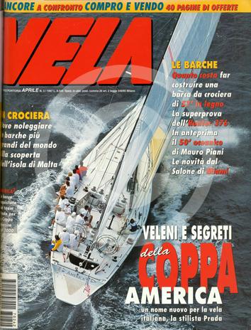 Anno 23 n.3 Aprile 1997 (numero 242)