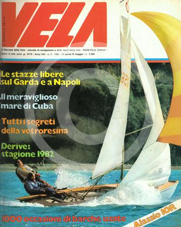 Anno 8, n.3  1982 Aprile/Maggio