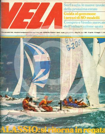 Anno  7, n.4 Aprile/Maggio 1981