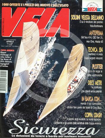 Anno 21 n.3 Aprile 1995 (220)