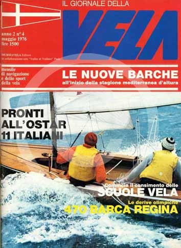 Anno II, numero 4 – Maggio 1976