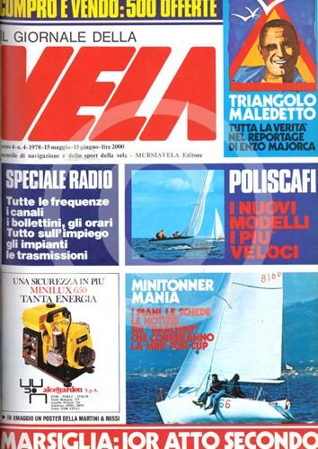 Anno 4 n.4 1978 Maggio/Giugno