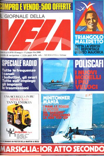 Sommario: Anno 4 n.4 1978 Maggio/Giugno