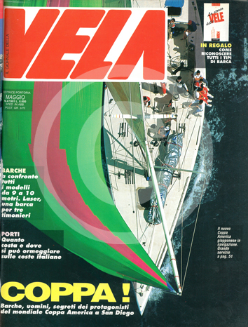 Anno 17 n.4 Maggio 1991 (numero 177)