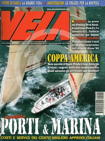 Anno 25 n.4 Maggio 1999 (numero 265)