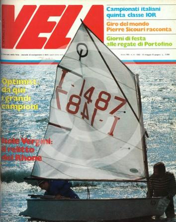 Anno 8, n.4  1982 Maggio/Giugno