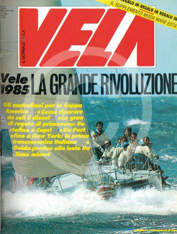 Anno 11 n.4 Giugno 1985